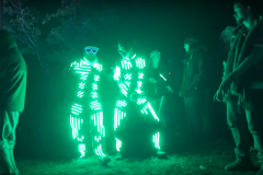LED Suit Roaming Performance