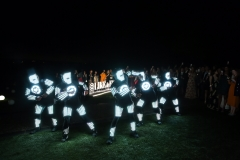 The Illuminated G's